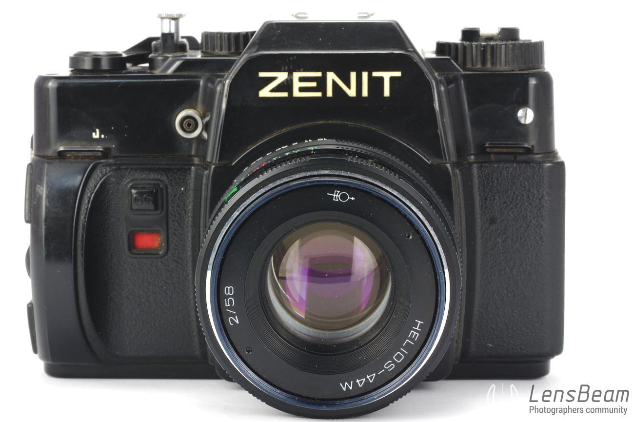 Zenit-122 front view