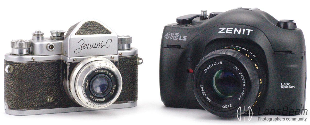 Zenit-S & Zenit-412LS