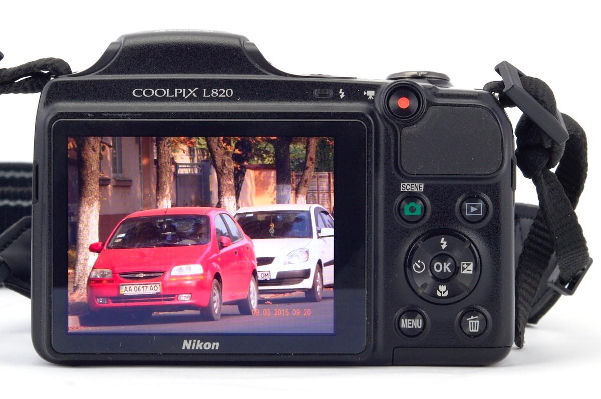 nikon coolpix l820 review lensbeam