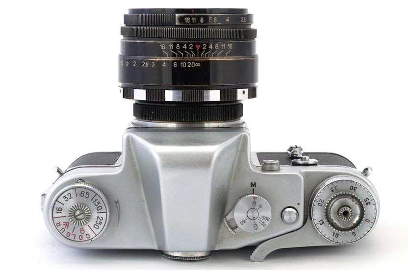 Zenit-3M upper view