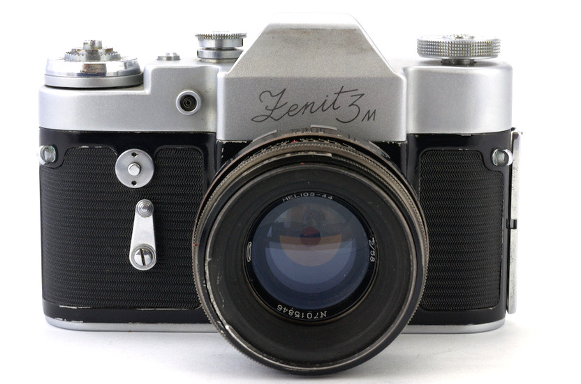 Zenit-3M front view