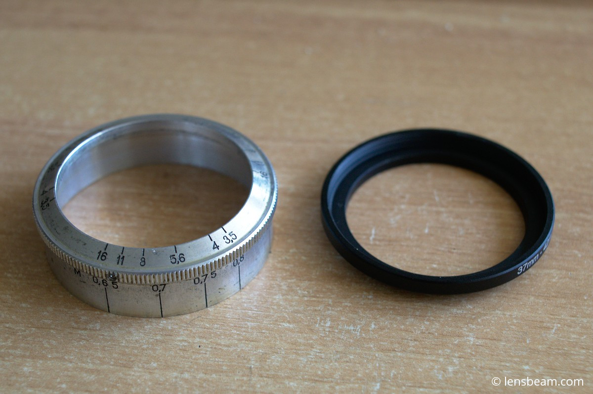 DIY Helicoid