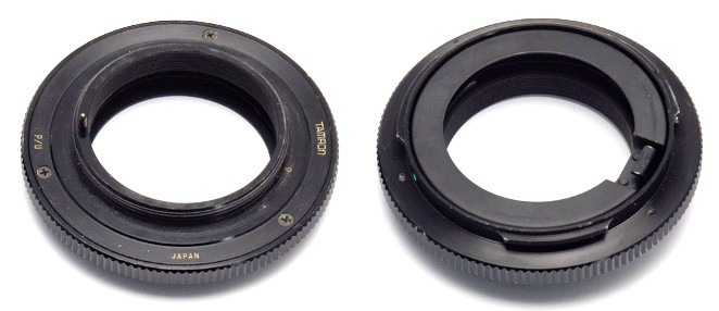 Adaptall – M42 mount adapter