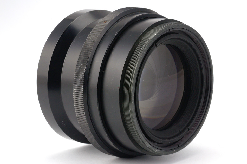Carl Zeiss Jena Tessar 4,5/300 rear
