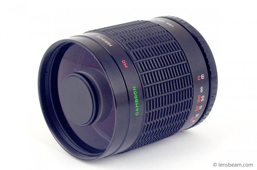 Cambron MC f=500mm 1:8.0