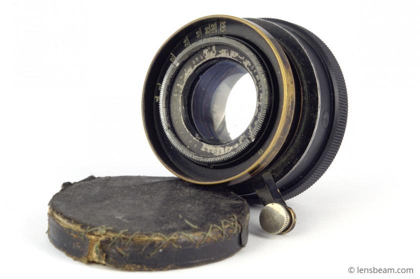 C. P. Goerz Berlin Dopp-Anastigmat Serie III DAGOR 150 mm f/ 6.8 Review