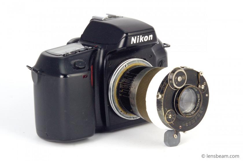 How to Mount Large Format Lenses on DSLR Camera