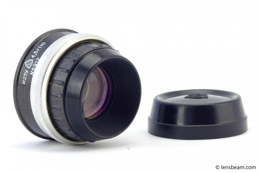 Industar-23U 4,5/110 (I23U). Review