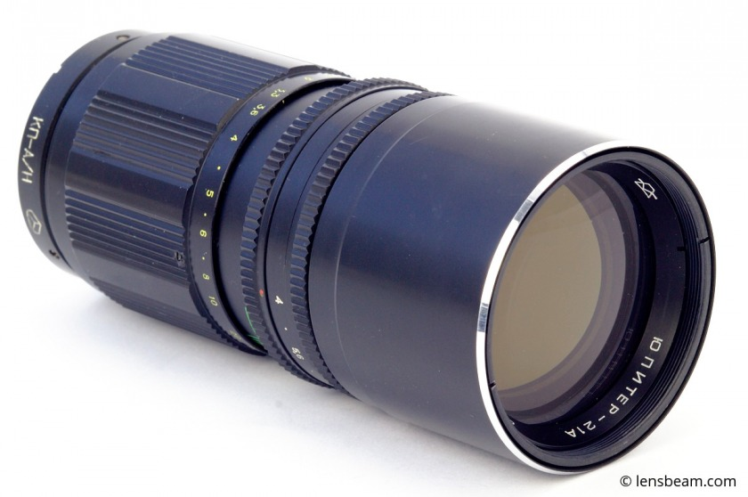 Jupiter-21A 4/200. Review