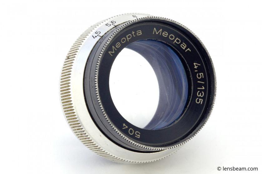Meopta Meopar 4,5/135. Review