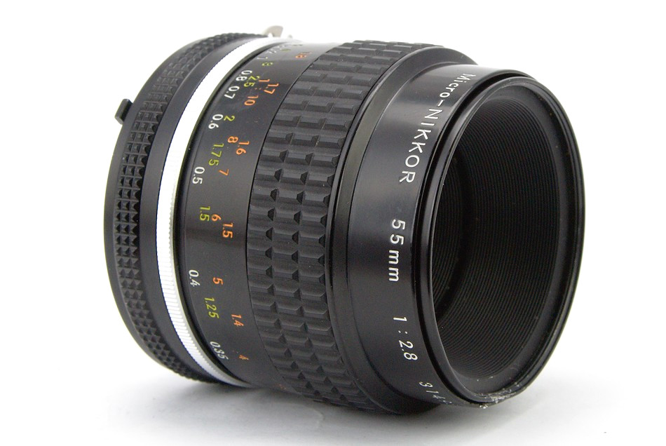 Nikon Micro-Nikkor 55mm 1:2.8 Review