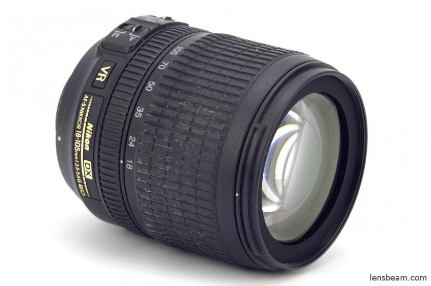 Nikon AF-S DX Nikkor 18-105mm f/3.5-5.6G ED VR. Review
