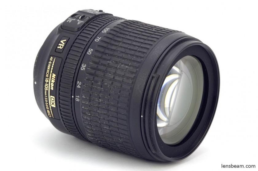 Nikon AF-S DX Nikkor 18-105mm f/3.5-5.6G ED VR. Review