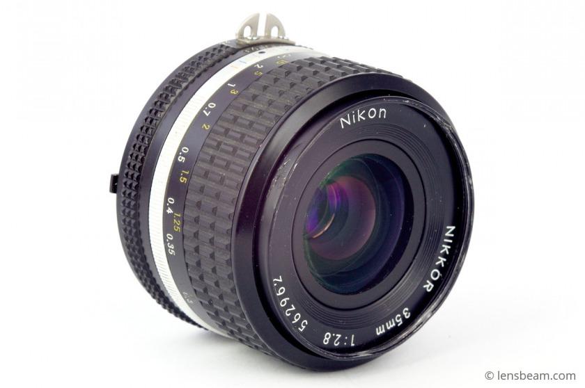 Nikon Nikkor 35mm 1:2.8 Ai/s Review