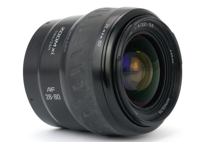 Minolta AF 28-80 mm xi  f/ 4-5.6 Review