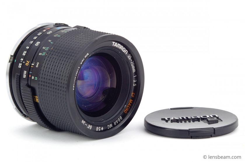 Tamron 35-70 mm f/ 3.5 Adaptall-2 model 17A