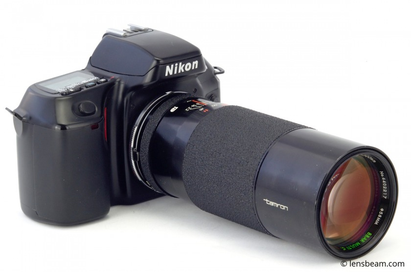 Tamron 1:5,6 f=300mm model CT-300