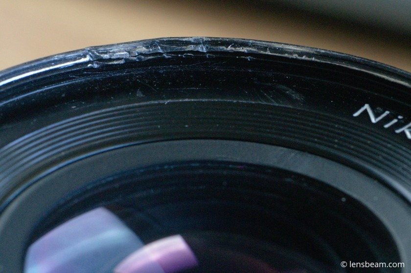 How to Repair Damaged Lens Filter Thread