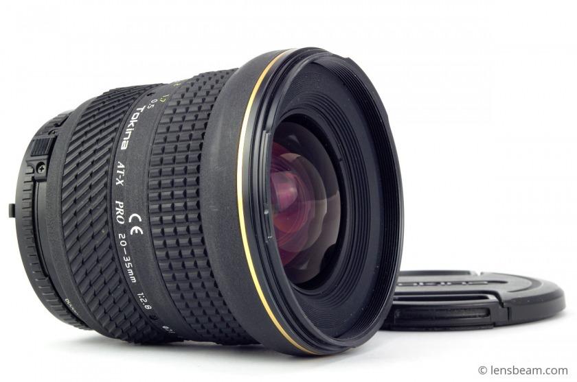 Tokina AT-X PRO 20-35mm 1:2.8 235 AF Review