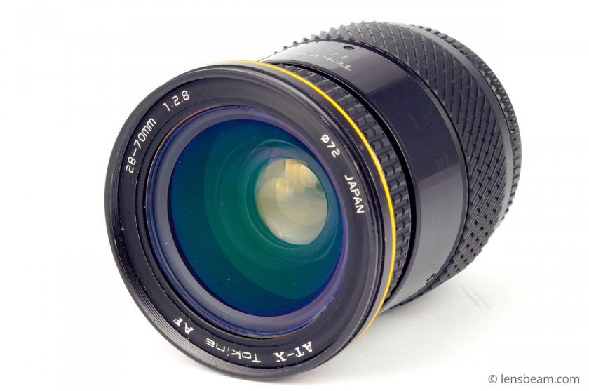 Tokina 28-70mm f/ 2.8 AT-X AF Review