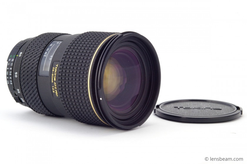 Tokina AT-X PRO 28-80 mm 1:2.8 280 AF Review