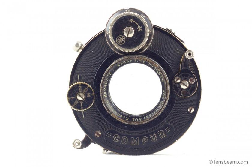 Jos. Schneider & Co Kreuznach Xenar 105 mm f/ 4.5 Review
