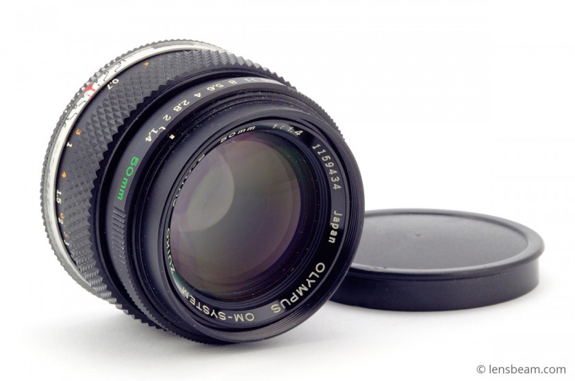 Olympus OM-System Zuiko Auto-S 50 mm f/ 1.4 Review