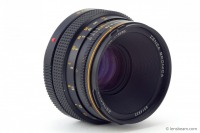 Zenza Bronica Zenzanon-S 1:2.8 f=80mm Review