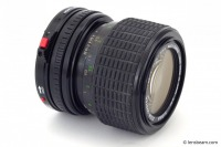 Sigma Zoom-Master 1:2.8-4 f=35-70mm. Repair and Adaptation for Nikon F
