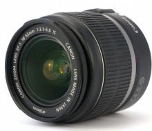 Canon EF-S 18-55mm 1:3.5-5.6 IS Review