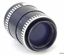 Carl Zeiss Jena DDR Sonnar 3,5/135. Review