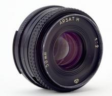 Arsat H 1:2 50mm