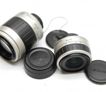 Nikon IX-Nikkor Lenses. Using features