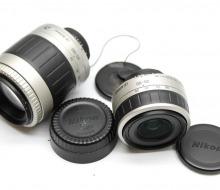 Nikon IX-Nikkor Lenses. Using features