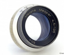 Meopta Meopar 4,5/135. Review