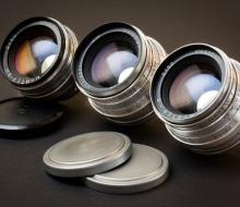 Soviet Lenses. Names and Optical Design