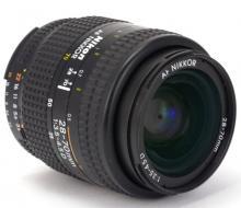 Nikon AF Nikkor 28-70mm 1:3.5-4.5D Review