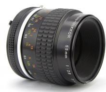 Nikon Micro-Nikkor 55mm 1:2.8 Review