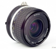 Nikon Nikkor 35mm 1:2.8 Ai/s Review