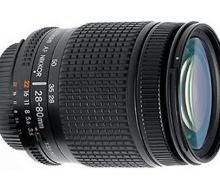 Nikon AF Nikkor 28-80mm f/3.5-5.6 AF-D