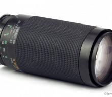 Tamron SP 70-210mm 1:3,5 Adaptall-2 model 19AH Review
