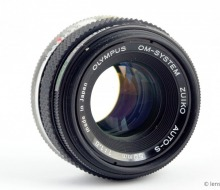 OM-System Zuiko Auto-S 50 mm f/ 1.8