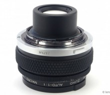 Olympus Zuiko 80mm f/ 4 Auto Macro. Adaptation on any DSLR Camera