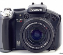 Canon PowerShot S5 IS. Review