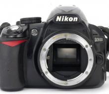Nikon D3100 Review