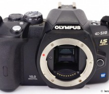 Olympus E-510. Review